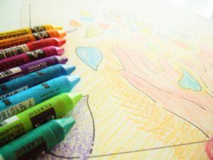 心地よい色彩アートセラピー