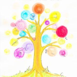 心の健康を育む木