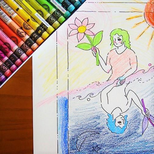アトリエコロリアージュ色彩アートセラピー